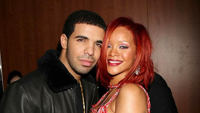 Drake Rihanna Grammy Awards