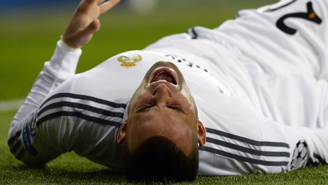 Liga - Madrid forward Jese ruptures cruciate ligament