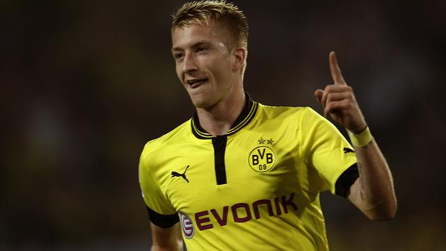 Dortmund take first blood in group of death