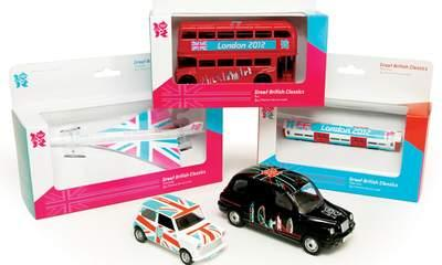 Hornby's Olympic Sales Disappoint