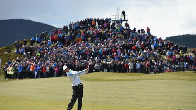 The Irish Open - Day Two