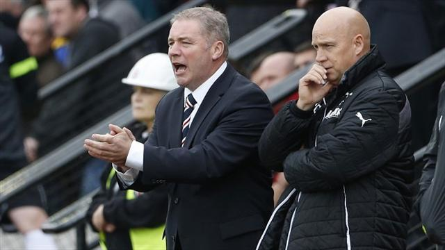 Scottish Football - On-pitch results key for McCoist
