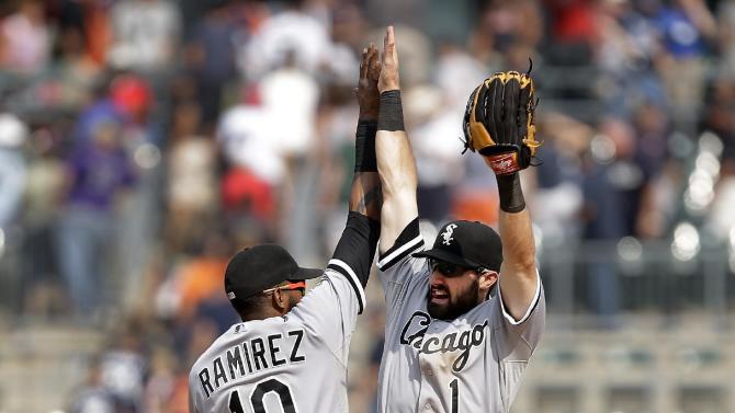 Tigers make big trade, White Sox win game 7-4