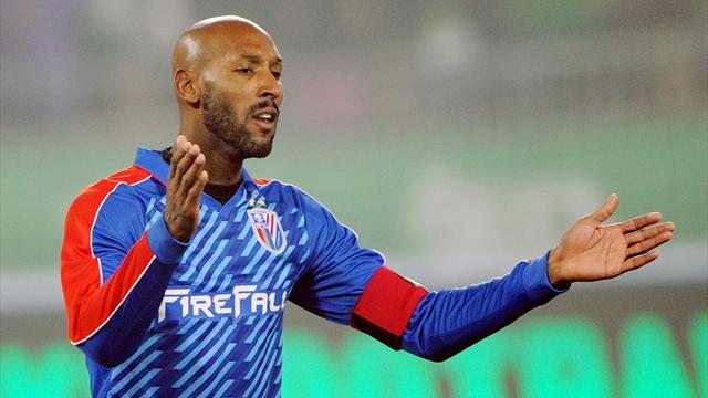 Serie A - Juventus confirm Anelka deal