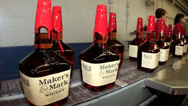 Maker's Mark Rethinks Cutting Alcohol Content