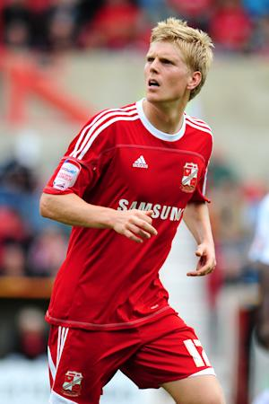 Alan Connell is one of four Swindon players transfer-listed