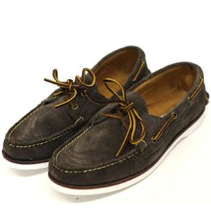 New-wave boat shoes