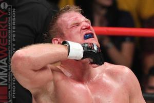 Former UFC Heavyweight Champion Josh Barnett Returns to the Octagon