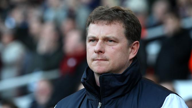 Mark Robins will aim to reverse Coventry's ailing fortunes