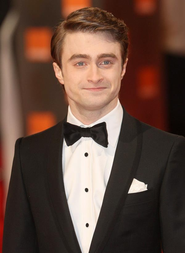 Happy Birthday Daniel Radcliffe –Today, July 23, You're 23 Years Old