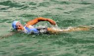 Woman On Cuba To US Swim Without A Shark Cage