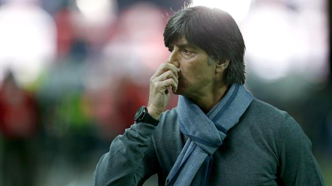 Euro 2016 - Lacklustre Germany will improve against Georgia, promises Loew