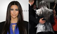 Kardashian 'To Bring Charges' Over Flour Bomb