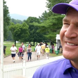 Leader interviews before Round 4 of The Greenbrier
