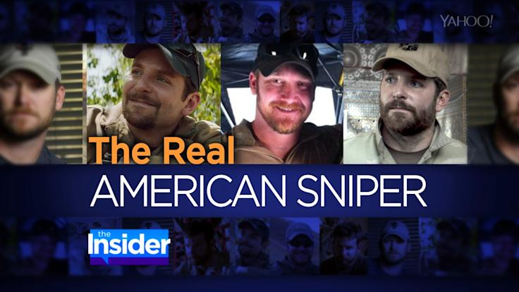 Real-Life 'American Sniper' May No Longer Be With Us, but His Memory Lives On