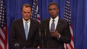 'SNL' Tackles Fiscal Cliff in Cold Open (Video)