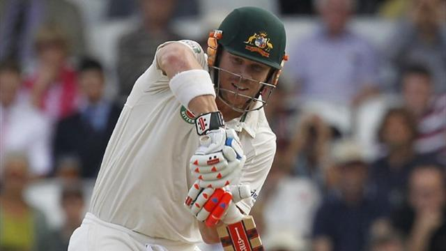 Cricket - Warner progresses from cameos to Australia's leading man