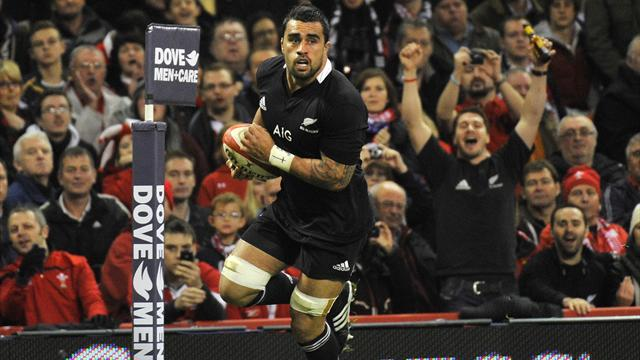 Championship - Messam returns to All Blacks to face physical Springboks