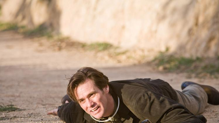 Jim Carrey Yes Man Production Stills Warner Bros. Pictures 2008