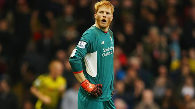 Liverpool goalkeeper ruled out for the rest of the season