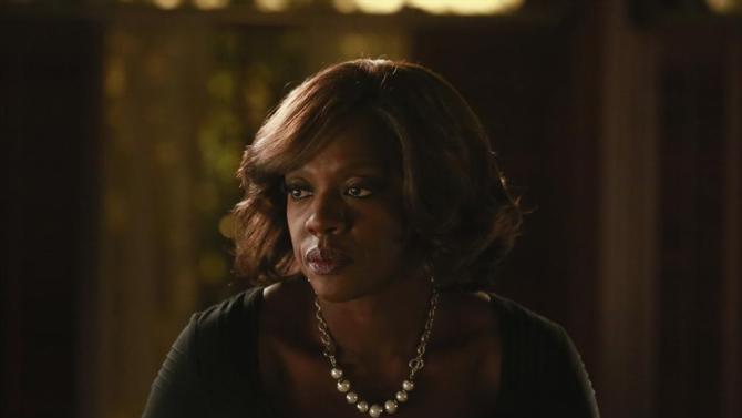 How to Get Away With Murder Season 1 Finale Recap: Over Her Dead Body