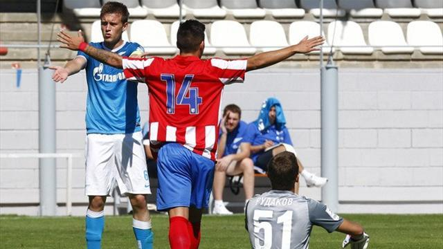 Fútbol - Youth League: Huesos para Atlético y Real Madrid