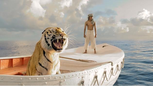 Life of Pi stills