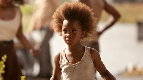 "Quvenzhané Wallis, ""Beasts of the Southern Wild"""