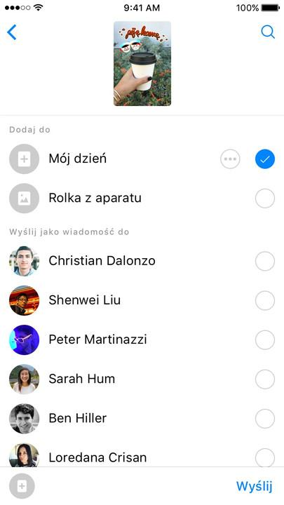 Facebook Messenger brings its Snapchat-style Stories feature to Australia