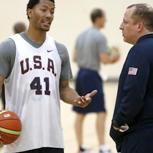 Derrick Rose Considering Skipping Team USA Minicamp