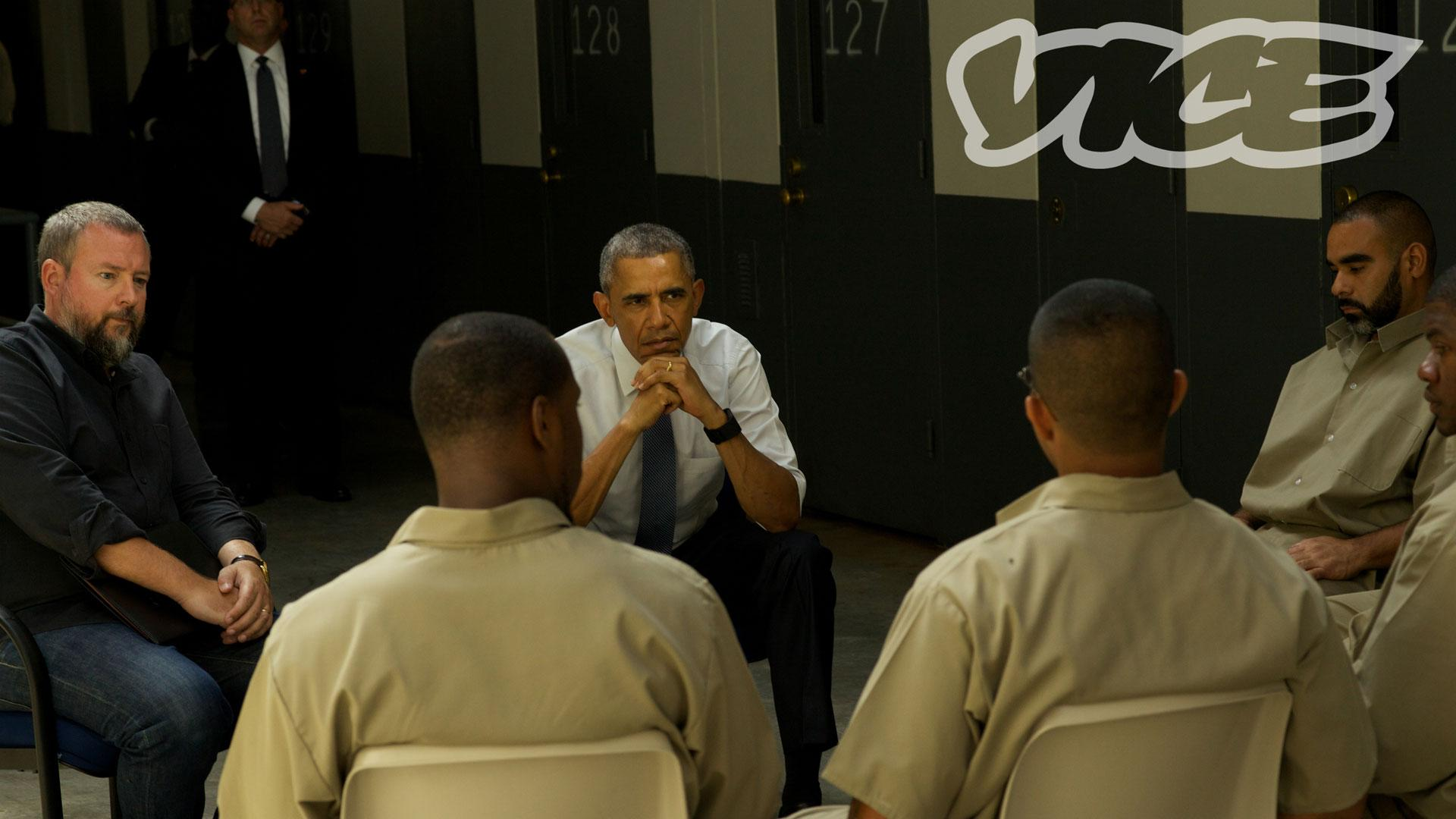 WATCH: First Look at 'Vice' Prison Report With President Obama (Exclusive)