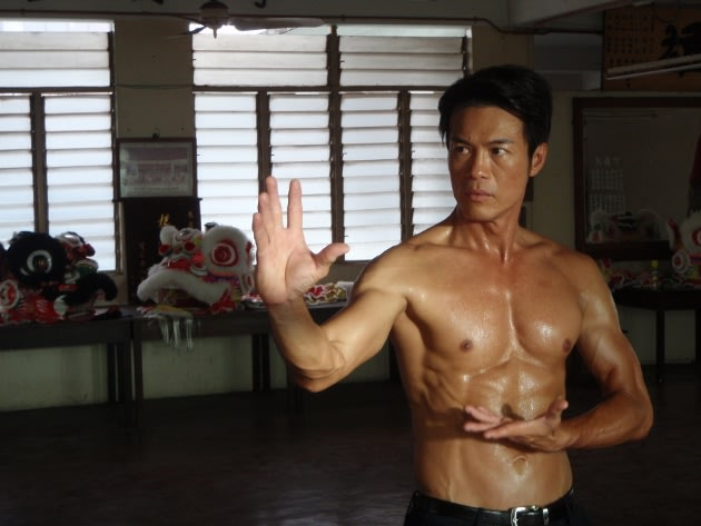 Just one year away from turning 50, popular MediaCorp artiste Zheng Ge ...