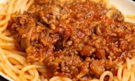 Horsemeat Found In Tesco Spaghetti Meals