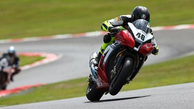 Superbikes - Oulton BSB: Bridewell hails weekend as a 'dream'