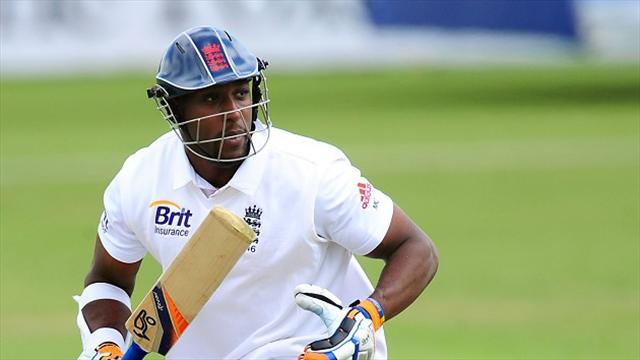 Ashes - Carberry helps England claim victory in final Ashes warm-up