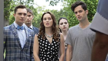 'Gossip Girl' - The Beginning of The End
