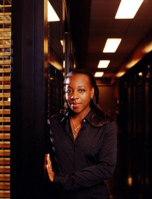 Marianne Jean Baptiste CBS's Without a Trace