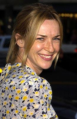 Premiere: Ever Carradine at the Beverly Hills premiere of Paramount's Serving Sara - 8/20/2002