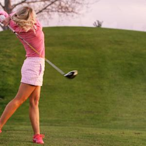The Sexiest Shots in Golf - How to Hit a Solid Drive on the First Tee