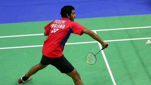 Badminton - Ouseph off to quick start at English Nationals