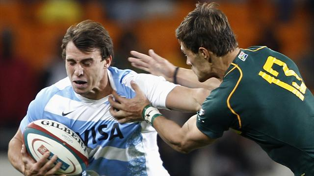 Rugby - South Africa unchanged for return test against Argentina