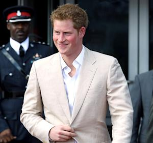 Prince Harry: I'm Still Searching for The One