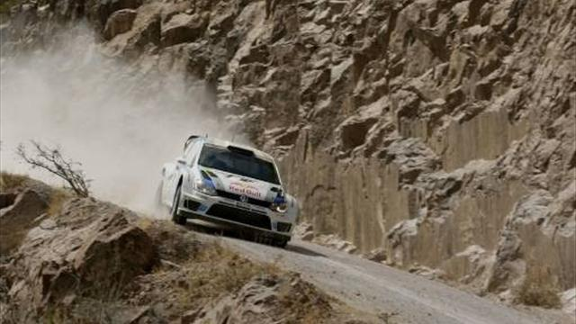 WRC - Ogier leaves rivals behind