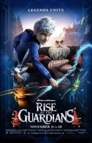 Blu-ray Review: 'Rise of the Guardians'