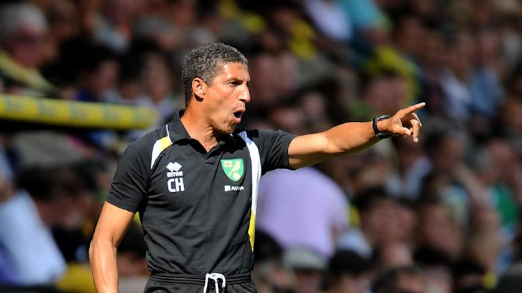 Chris Hughton wants to strengthen his Norwich squad