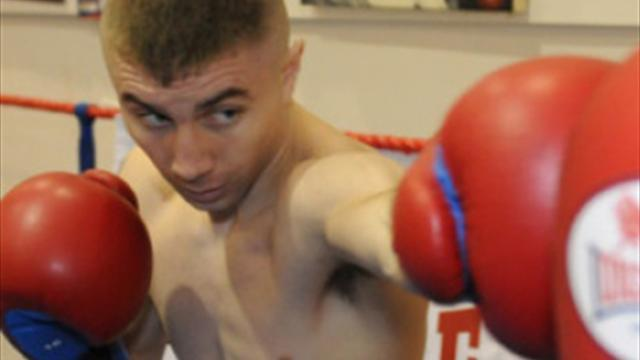 Boxing - Babyface Nelson ready for first ten round test on Sunday