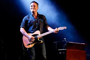 Rutgers Plans Bruce Springsteen Theology Class