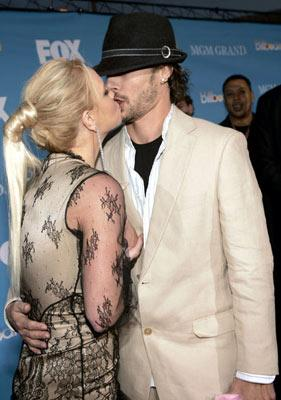 Britney Spears and Kevin Federline 2004 Billboard Music Awards Las Vegas, NV - 12/8/2004 Kevin Federline