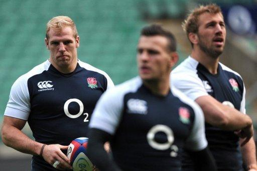 England ready for huge Springbok ruck