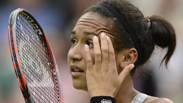 French Open - British hopes end as Watson loses at Roland Garros